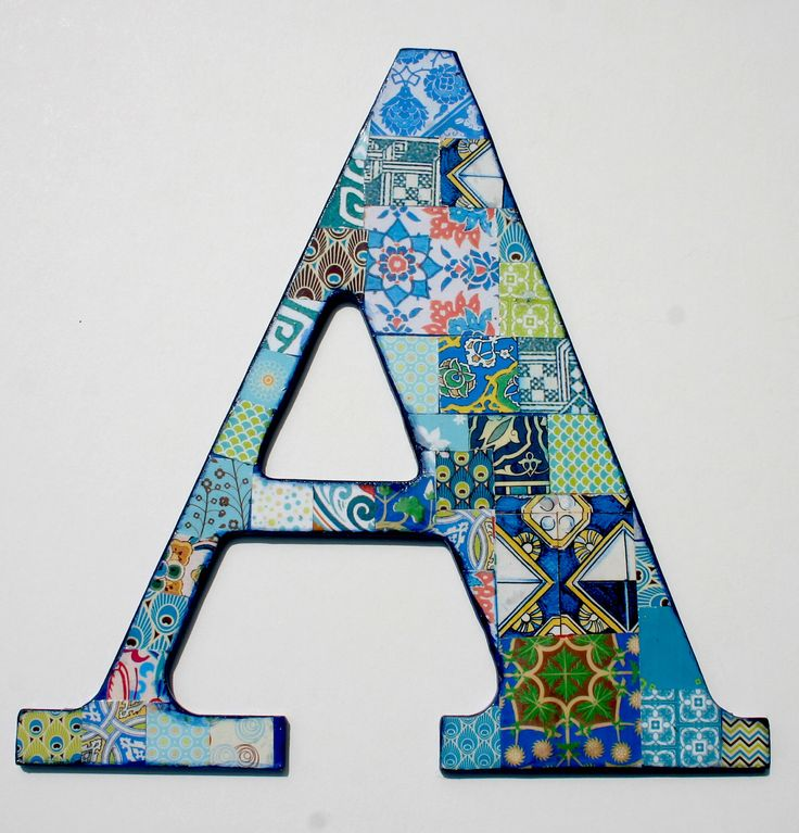 wooden letters for nusery nursery letter a decoupage letter alphabet letter wood letter wall letter letter for nursery