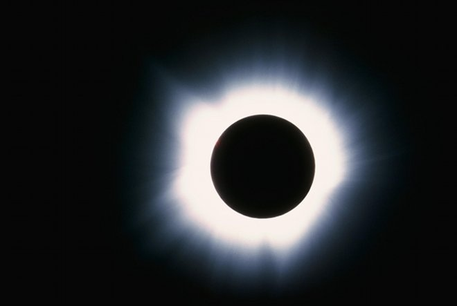 Witness an eclipse