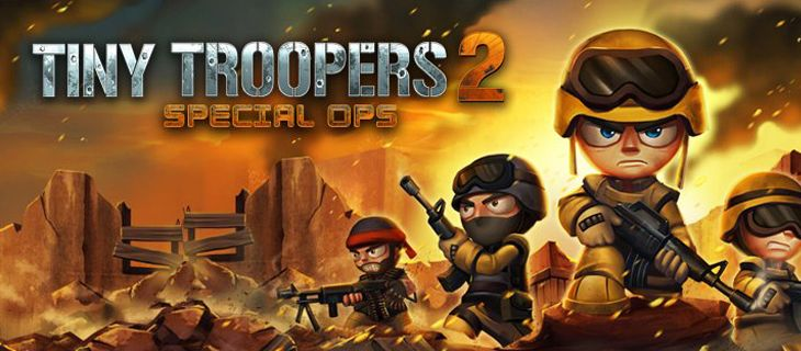 Tiny Troopers 2: Special Ops hack for Android and iOS only