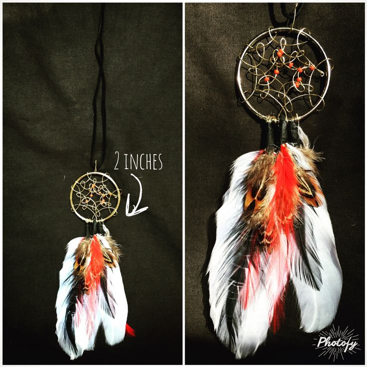 A personal favorite from my Etsy shop https://www.etsy.com/listing/458642768/2-pendant-dream-catcher-necklace-with