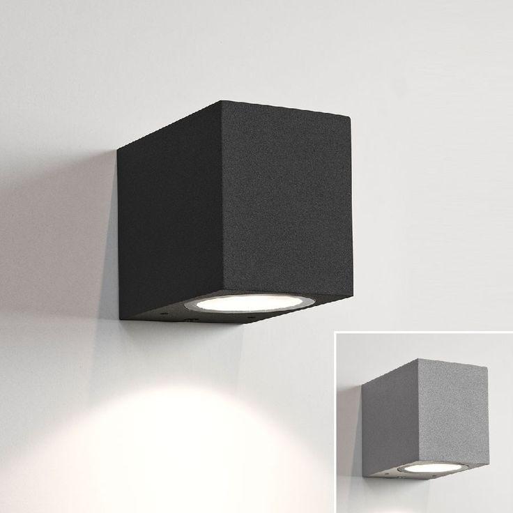 Chios 80 Vegglampe - Vegglamper - Utebelysning   Designbelysning.no