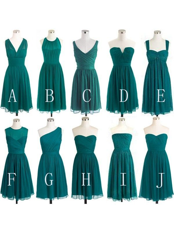 17 Best ideas about Teal Bridesmaid Dresses on Pinterest - Teal ...