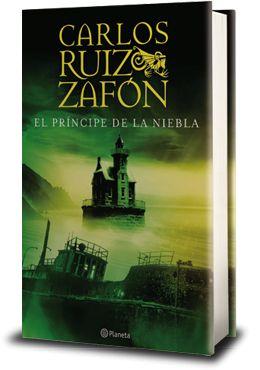 """El Príncipe de la Niebla, un clàssic de la literatura juvenil creat pel superventas Ruiz Zafón, autor de """"La sombra del viento"""" o """"El juego del Angel""""."""