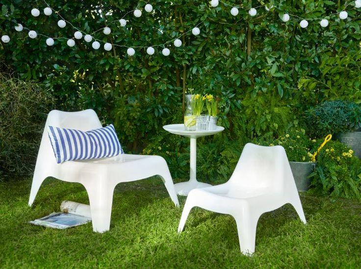 Ikea Witte Stoel : Balkon stoelen ikea archidev