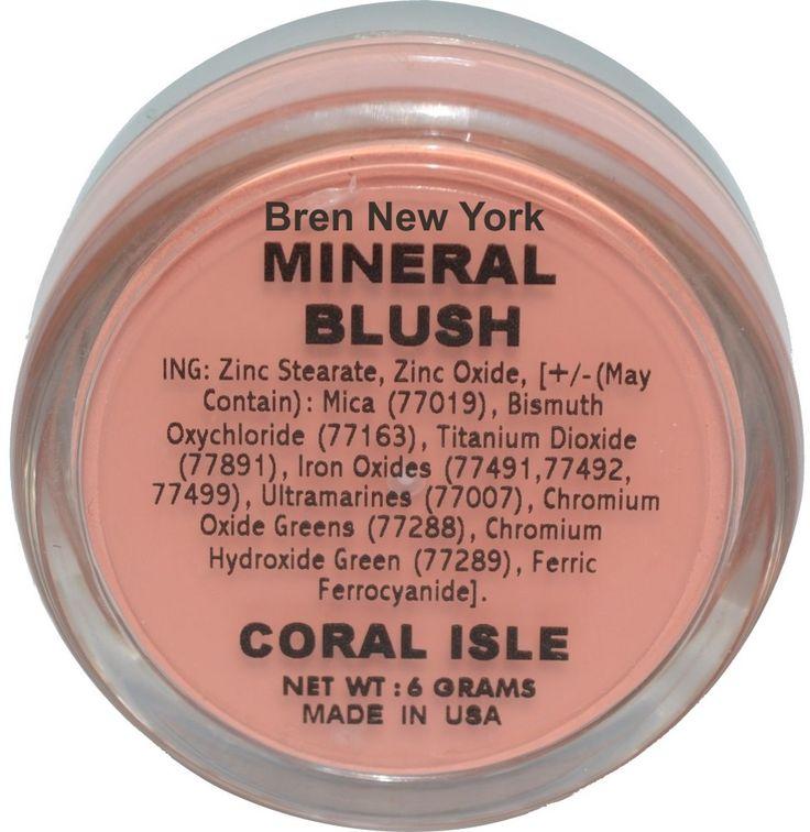 Coral Isle Mineral Blush Shade