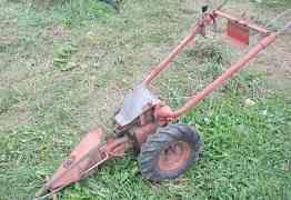 Чешская газонокосилка мф-70