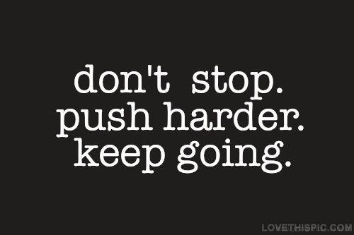 push harder fitness workout exercise workout motivation