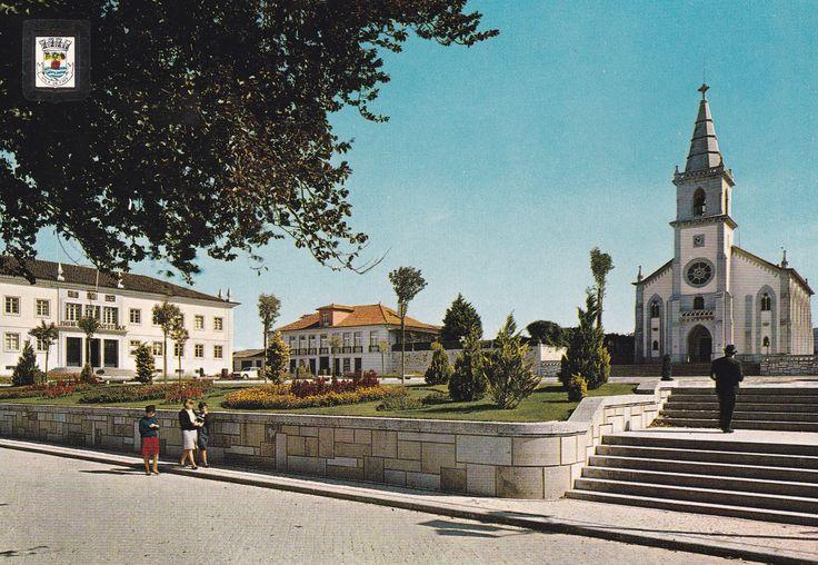 Fafe - Palácio da Justiça e Igreja Nova de S. José