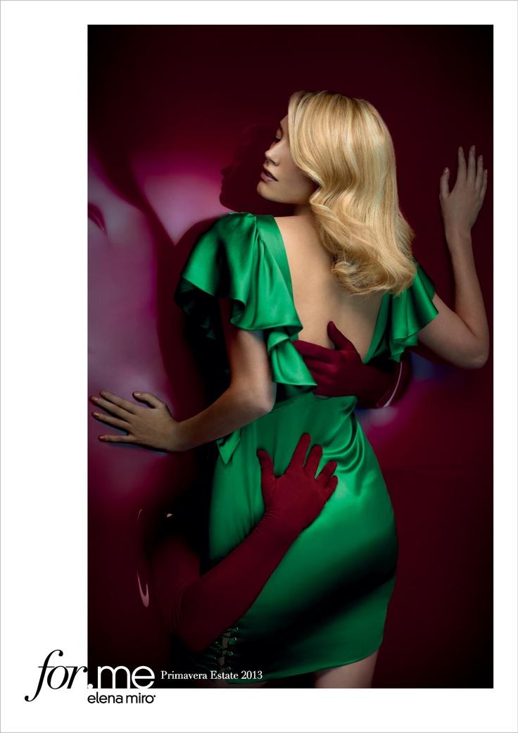We love curvy  #egoWrg #campaign for #ElenaMiro' #ForMe we #love #curvy #photo #JavierVallhonrat #model #LaurenMcKenzie