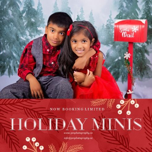 Holiday Mini Sessions Check out my campaign titled Holiday Mini Sessions