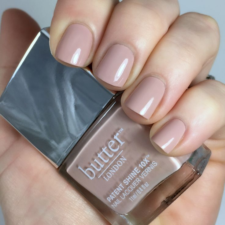 Butter London Patent Shine 10x Nail Polish