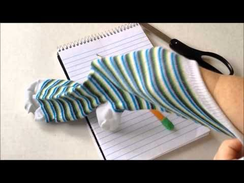 How to Teach Proper Pencil Grip to Kids {The Sock Method} - YouTube