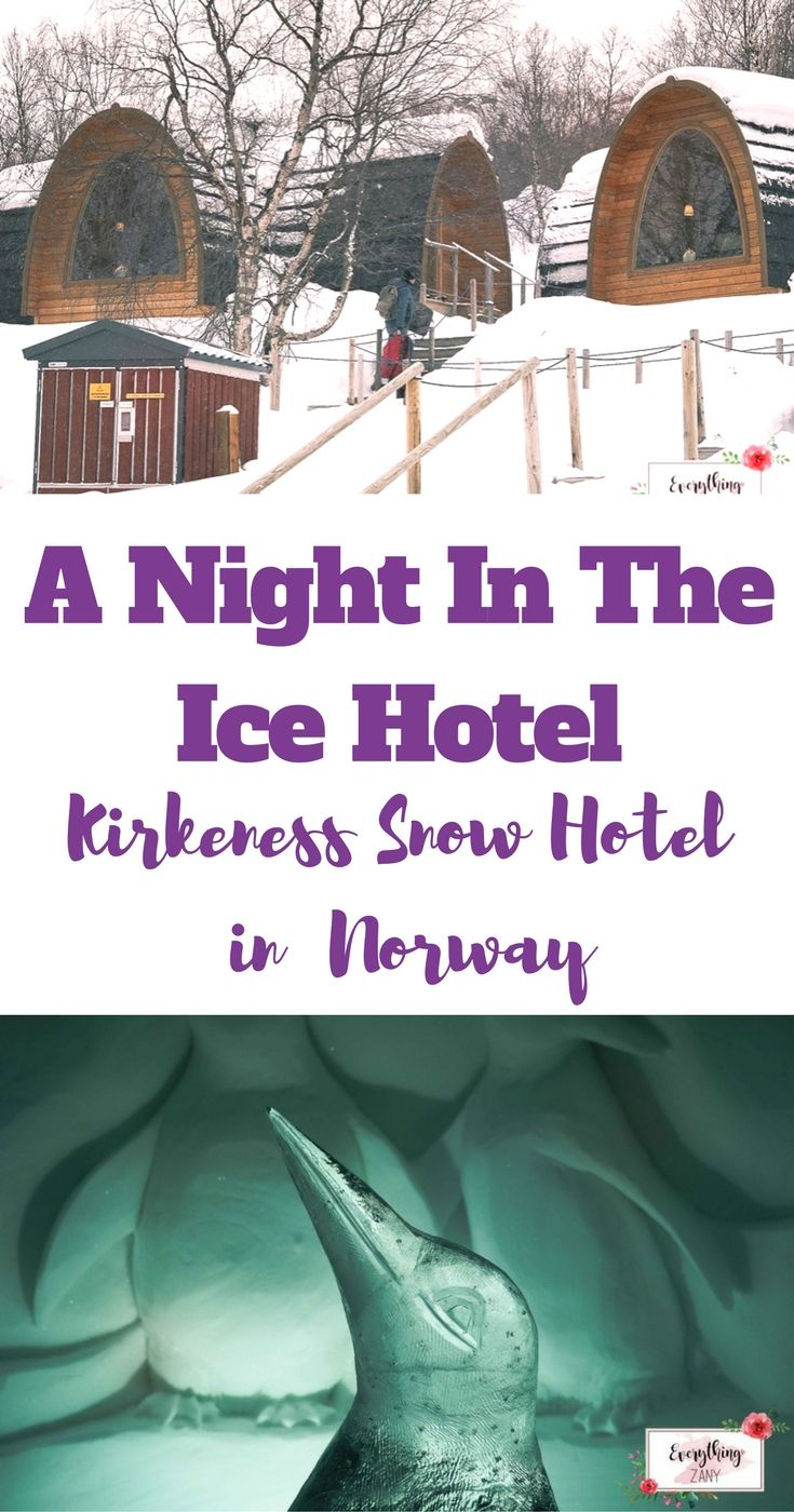 Read about my experience at the Kirkness Snow Ice Hotel in the Arctic, Norway (with video)
