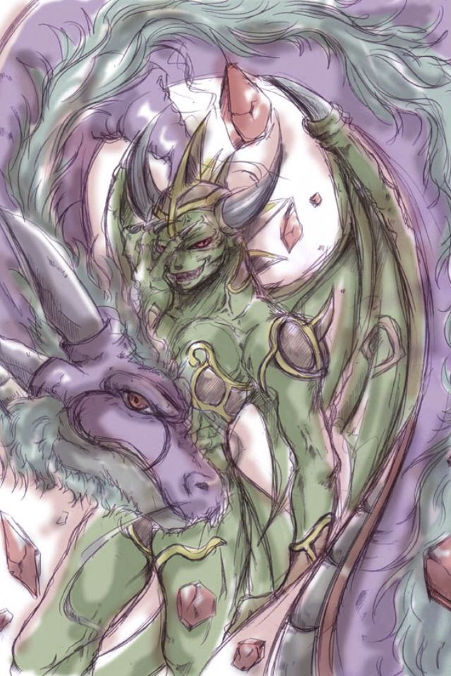 11 best dragon quest images on pinterest dragon quest dragon quest ix corvus et barbarus aloadofball Choice Image