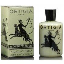 Ortigia Fig Shower Gel