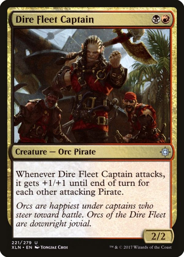 PIRATE DECK Ready To Play 60 Cards Mtg
