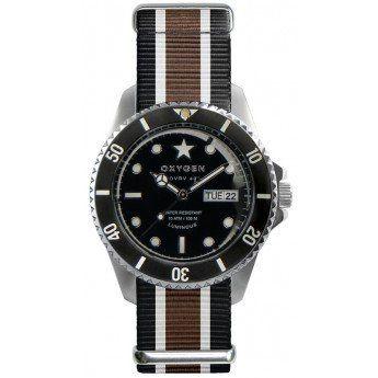 Relojes Unisex para los amantes del estilo retro. Reloj Correa Rayas Negro Marron Oxygen Cigar http://www.tutunca.es/reloj-correa-rayas-negro-marron-oxygen-cigar