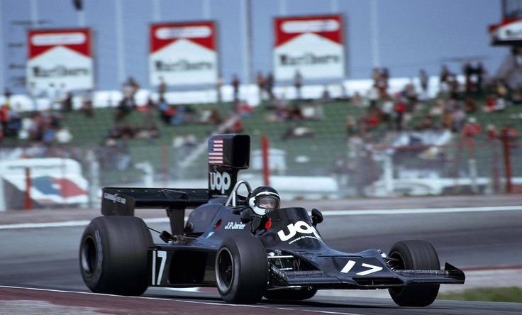#17 Jean-Pierre Jarier (Fra) - Shadow DN3 (Ford Cosworth V8) non classified (12) UOP Shadow Racing Team