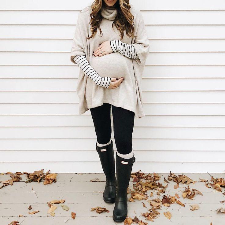 Autumn / winter maternity. Ideas for winter maternity wear | Maternity Fashion Inspir …   – Maternity Styles
