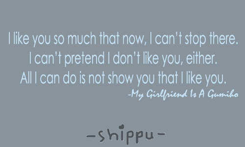 i kinda like you quotes - photo #1