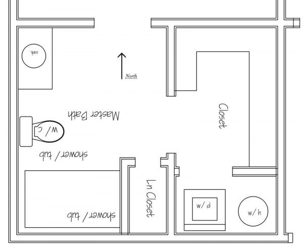 Bath Closet Laundry Area Old Layout House Pinterest Washer And Dryer Search And Laundry