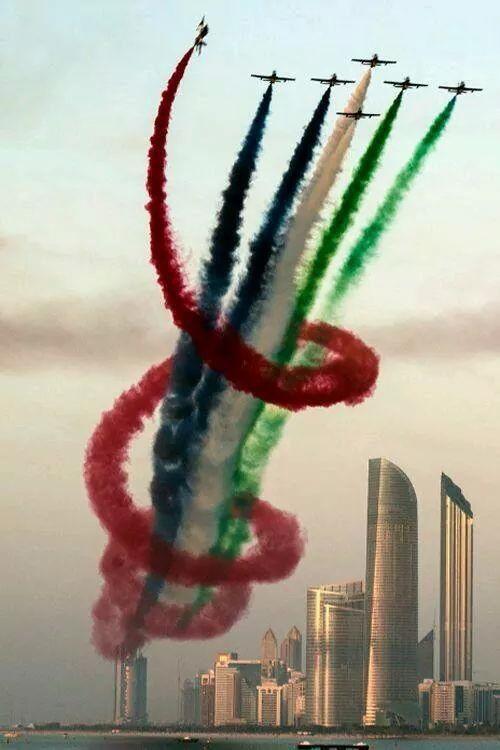 Al Fursan Aerobatic Team, UAE, Aermacchi MB-339 NAT