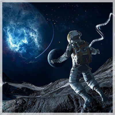 koukidaki: Το ημερολόγιο ενός αστροναύτη