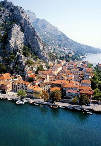 Omiš - Croatia- on holiday with Andy and The Olivers 2016. Fave memory had to be…