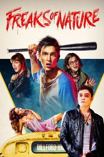 Freaks Of Nature streaming