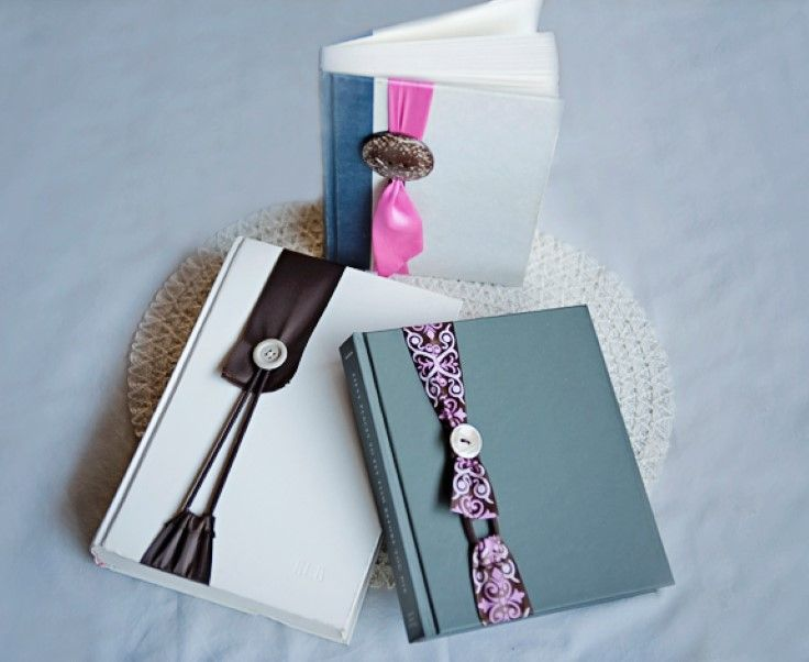5 Cute DIY Bookmarks for the Creative Reader