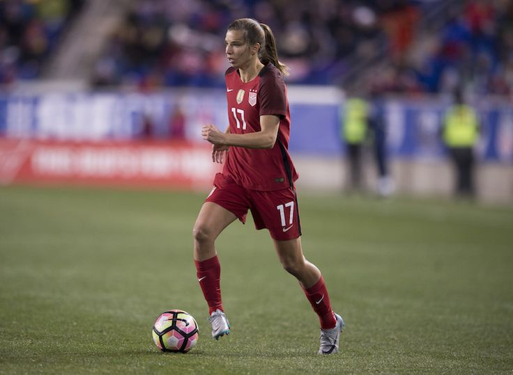 GALLERY: WNT Falls 1-0 to England in Second Match of 2017 SheBelieves Cup - U.S. Soccer