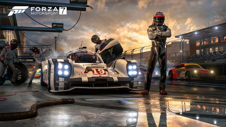 Forza Motorsport Game   Forza Motorsport Game is an HD desktop wallpaper posted in our free image collection of gaming wallpapers. You can download Forza Motorsport Game high...