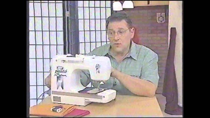 Puntos y Puntadas 174. Técnicas de Costura. Cómo coser una tela al bies ...