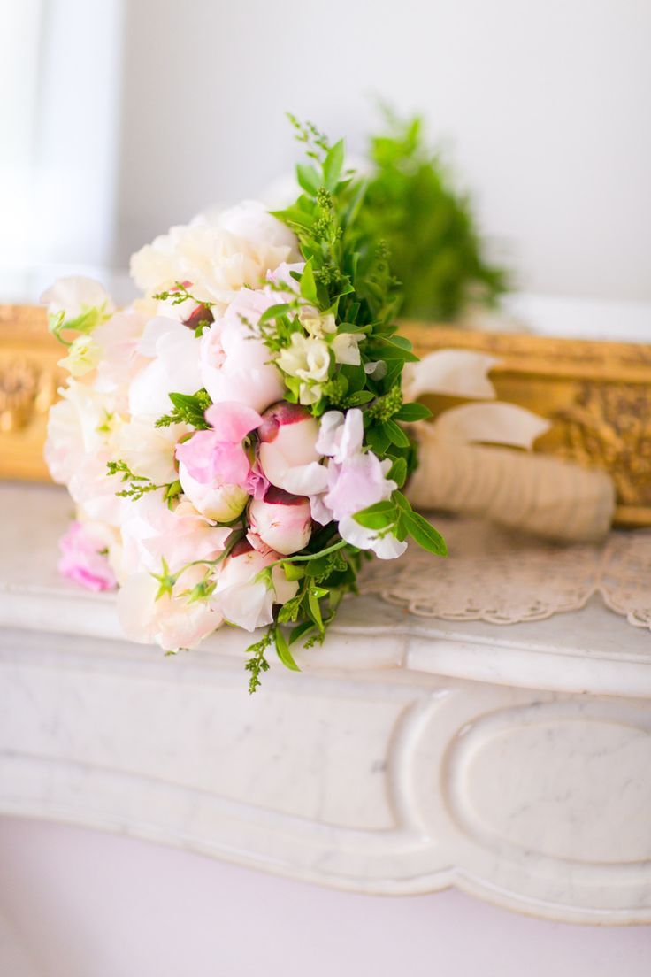 199 best the big day bouquet images on pinterest pink peonies paris wedding from one and only paris photography izmirmasajfo Choice Image