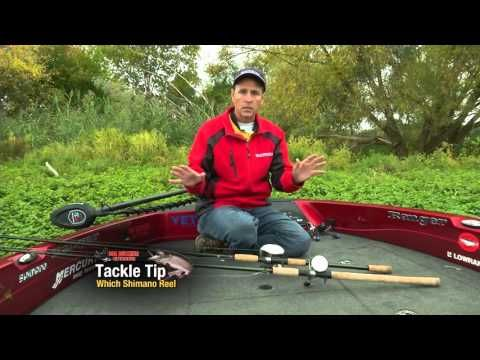 Which Shimano Reel? - YouTube