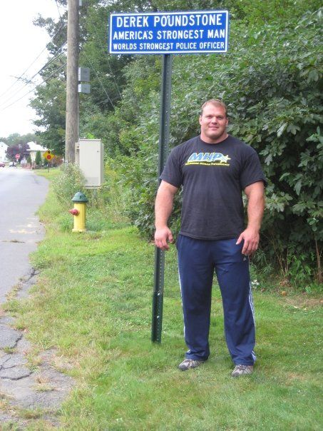 14 best derek poundstone images on Pinterest | Lift heavy ...Derek Poundstone Age