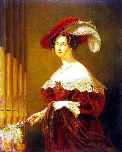 Портрет графини Елизаветы Воронцовой, 1832