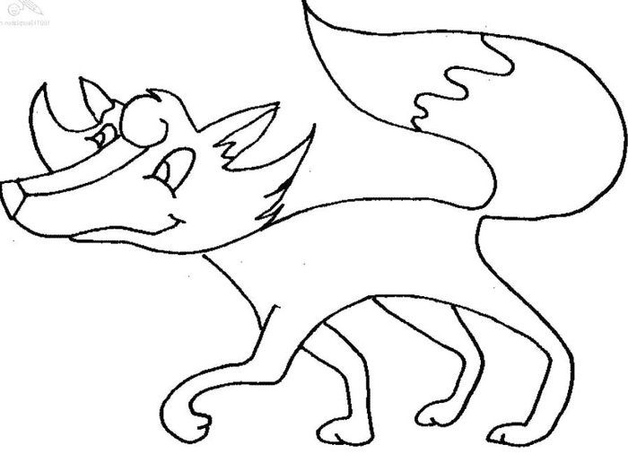 Cute Baby Fox Coloring Pages In 2020 Fox Coloring Page Puppy Coloring Pages Animal Coloring Pages