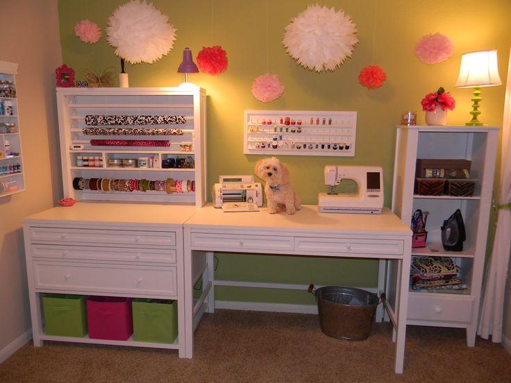 Martha Stewart Craft Room Designs Craft Furniture To Any