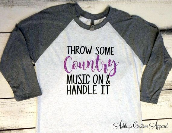 Throw some country music on and handle it.