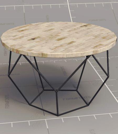 Metal Furniture table