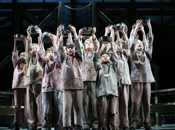 Brady Tutton and Orphans - Drury Lane Theatre begins its exciting 2013 season with a grand scale production of the Tony Award-winning musical OLIVER!, currently in previews and opening Thursday, April 11, running through June 2, 2013.