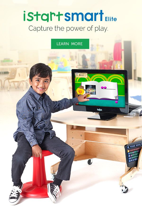 Monitor Child Progress In The Classroom With The Istartsmart