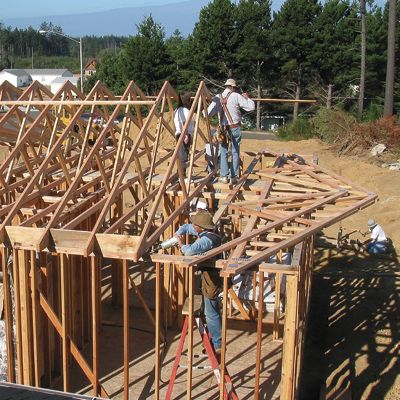 Roof trussesCarpentry Work, Wood Truss, Extensions Buildings, Custom Carpentry, Roof Truss