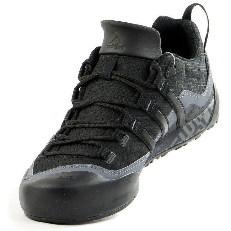 Adidas Outdoor Terrex Swift Solo Hiking Sneaker Trail Shoe - Mens