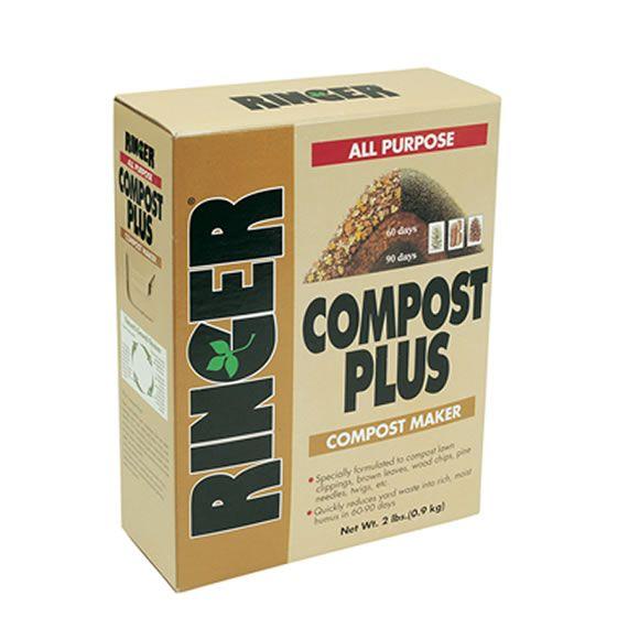 Lawn Care, Ringer® Compost Plus Organic Compost Starter, 3050