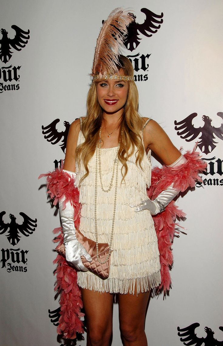 gorgeous flapper outfit