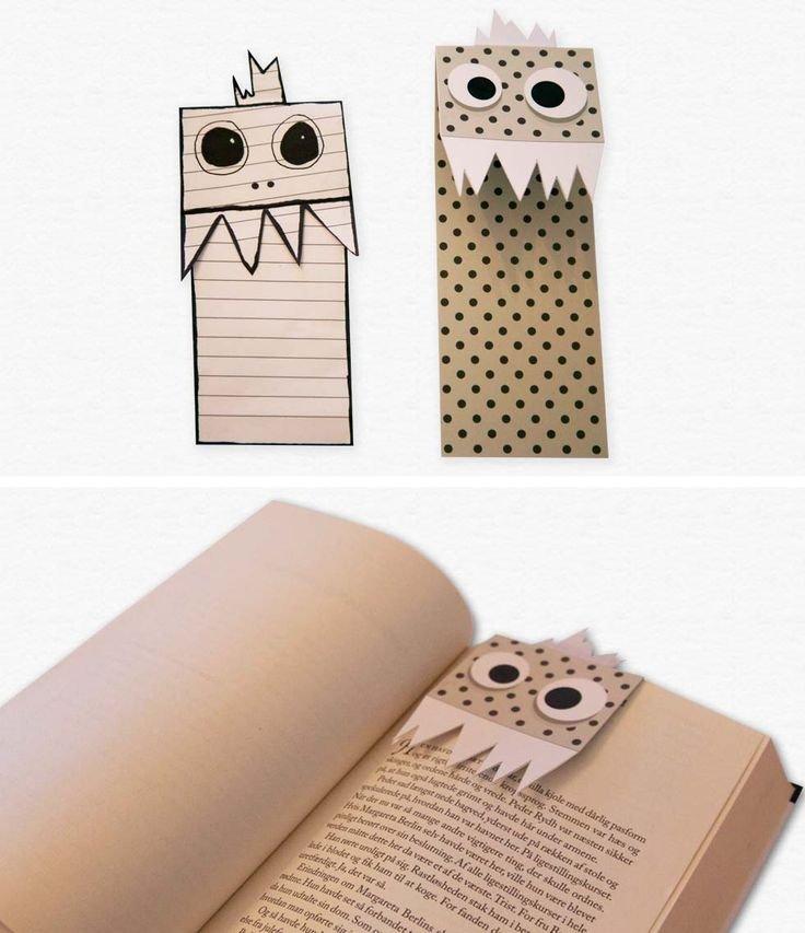 Okay, who else made puppets out of paper lunch bags?                                                                                                                                                                                 More