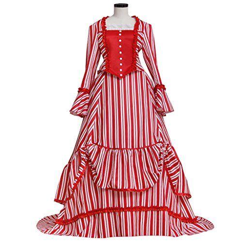 CosplayDiy Women's Civil War Southern Belle Costume Dress... https://www.amazon.com/dp/B01LNHZJRM/ref=cm_sw_r_pi_dp_x_R765ybZC4FGYD