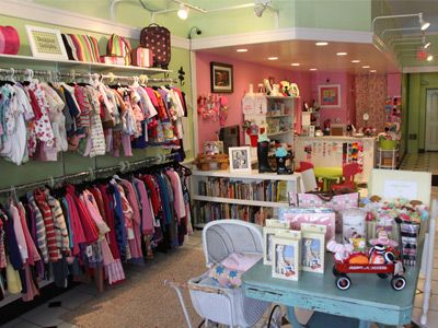 Clothes children's store